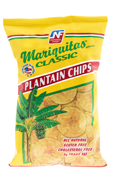 Mariquitas Plantain Chips