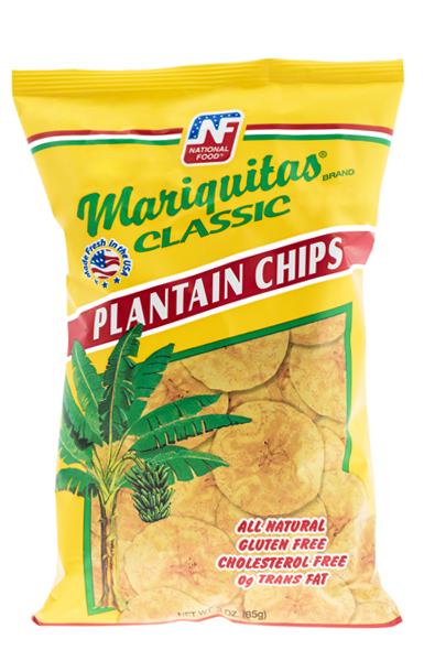 Mariquitas Plantain Chips